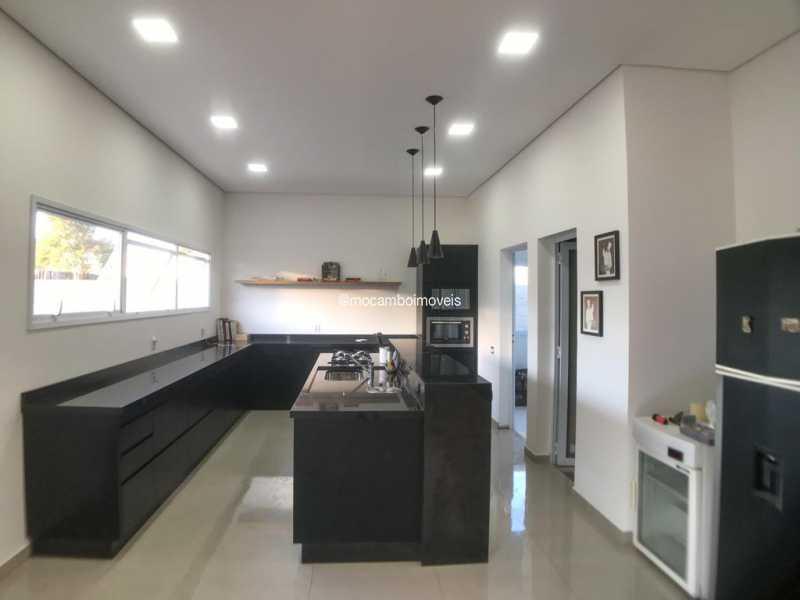 Cozinha - Casa em Condomínio 2 quartos à venda Itatiba,SP - R$ 880.000 - FCCN20044 - 3