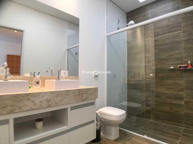 Banheiro Suíte - Casa em Condomínio 2 quartos à venda Itatiba,SP - R$ 880.000 - FCCN20044 - 9