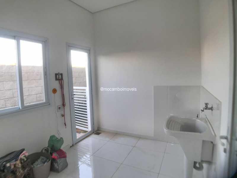 Lavanderia - Casa em Condomínio 2 quartos à venda Itatiba,SP - R$ 880.000 - FCCN20044 - 13