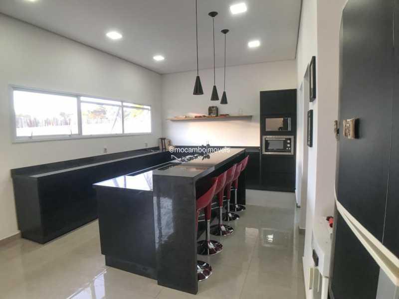 Cozinha - Casa em Condomínio 2 quartos à venda Itatiba,SP - R$ 880.000 - FCCN20044 - 4
