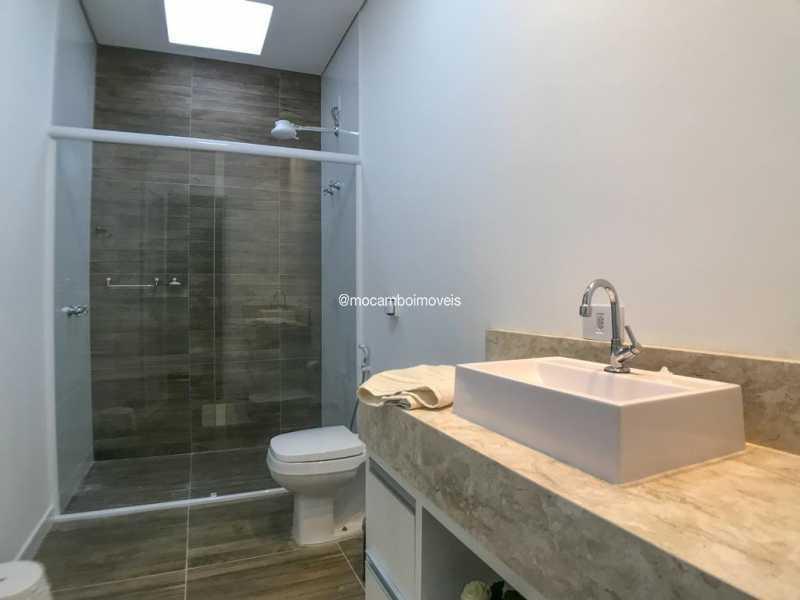 Banheiro Suíte - Casa em Condomínio 2 quartos à venda Itatiba,SP - R$ 880.000 - FCCN20044 - 12