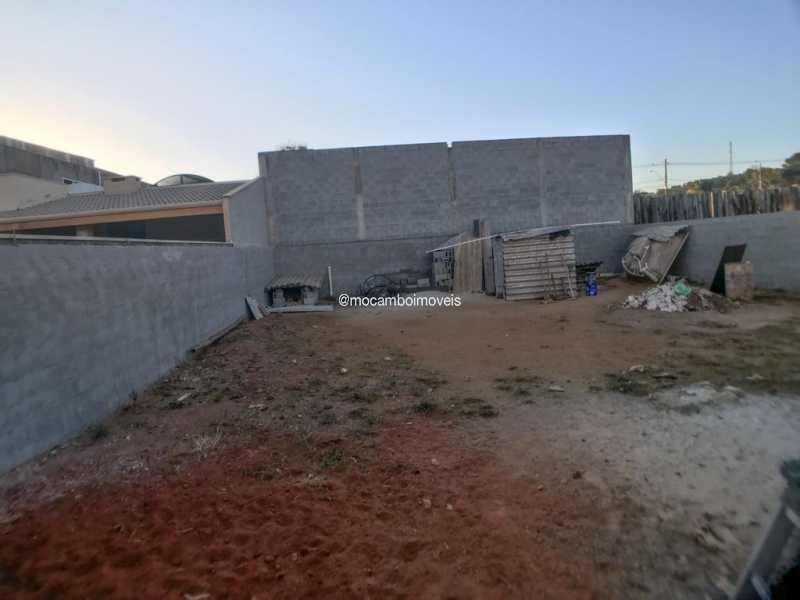 Área Externa - Casa em Condomínio 2 quartos à venda Itatiba,SP - R$ 880.000 - FCCN20044 - 17