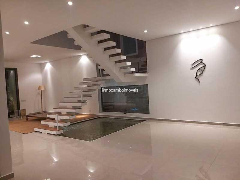 Salas - Casa em Condomínio 2 quartos à venda Itatiba,SP - R$ 880.000 - FCCN20044 - 5