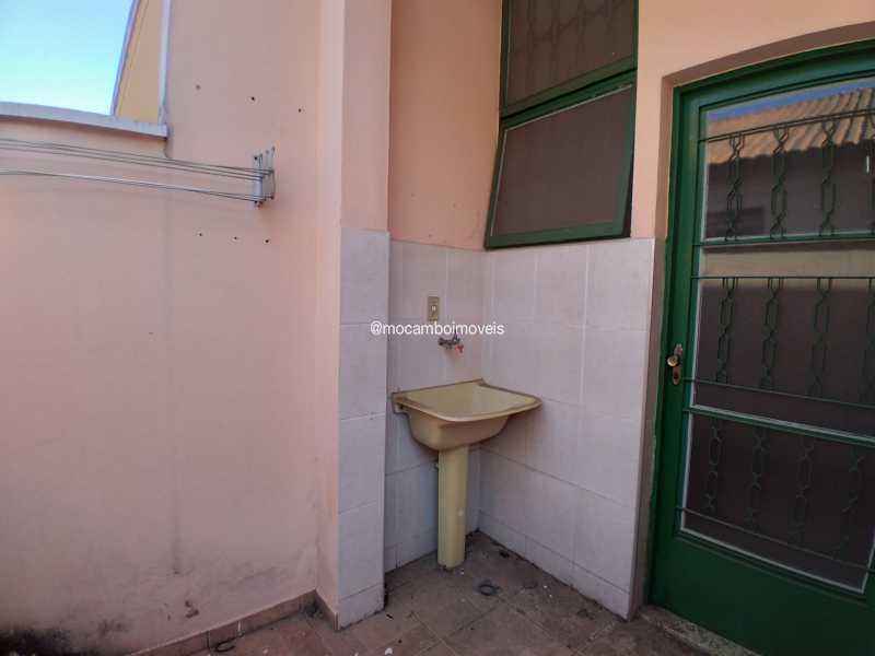 Área de serviço  - Kitnet/Conjugado 30m² para alugar Itatiba,SP - R$ 700 - FCKI10033 - 1