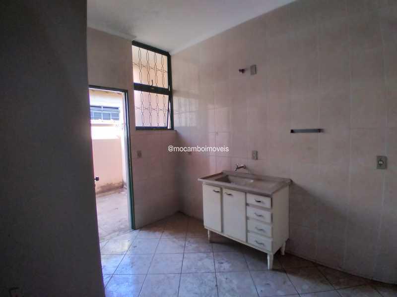 Cozinha - Kitnet/Conjugado 30m² para alugar Itatiba,SP - R$ 700 - FCKI10033 - 5