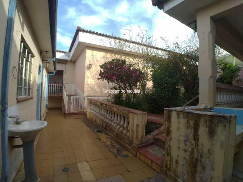 Área Externa - Casa 2 quartos para alugar Itatiba,SP - R$ 4.500 - FCCA21500 - 4