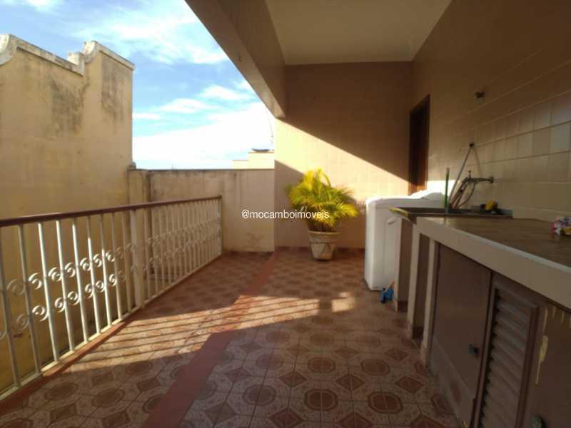 Área Externa - Casa 2 quartos para alugar Itatiba,SP - R$ 4.500 - FCCA21500 - 7