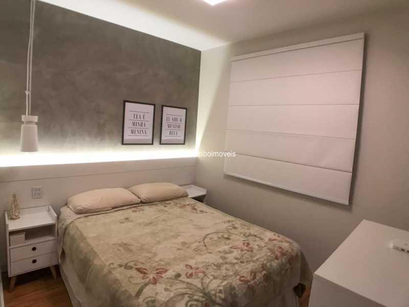 Quarto - Apartamento 2 quartos à venda Itatiba,SP - R$ 299.000 - FCAP21299 - 11