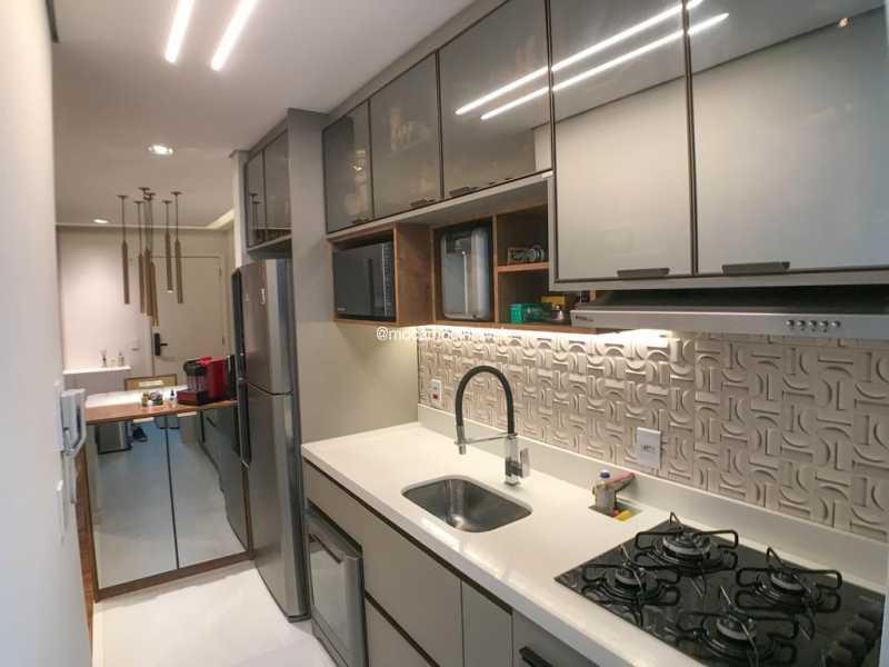 Cozinha - Apartamento 2 quartos à venda Itatiba,SP - R$ 299.000 - FCAP21299 - 9