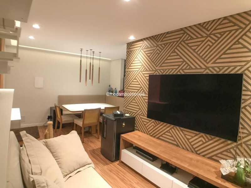 Sala - Apartamento 2 quartos à venda Itatiba,SP - R$ 299.000 - FCAP21299 - 6