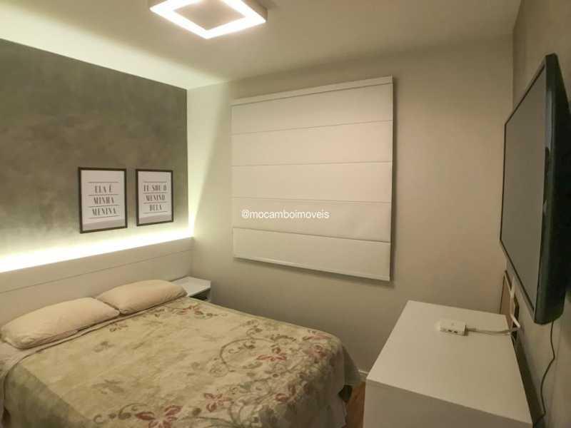 Quarto - Apartamento 2 quartos à venda Itatiba,SP - R$ 299.000 - FCAP21299 - 10
