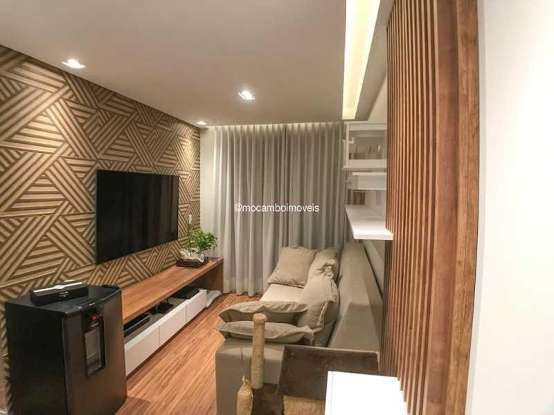 Sala - Apartamento 2 quartos à venda Itatiba,SP - R$ 299.000 - FCAP21299 - 7