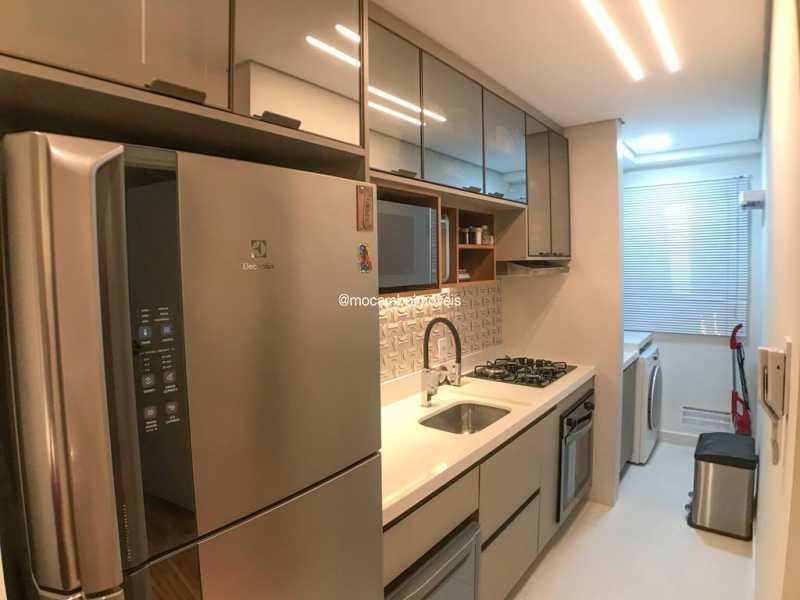 Cozinha - Apartamento 2 quartos à venda Itatiba,SP - R$ 299.000 - FCAP21299 - 8