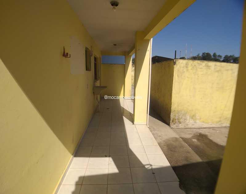 Área de Serviço Coberta - Casa 2 quartos para alugar Itatiba,SP - R$ 1.175 - FCCA21502 - 10