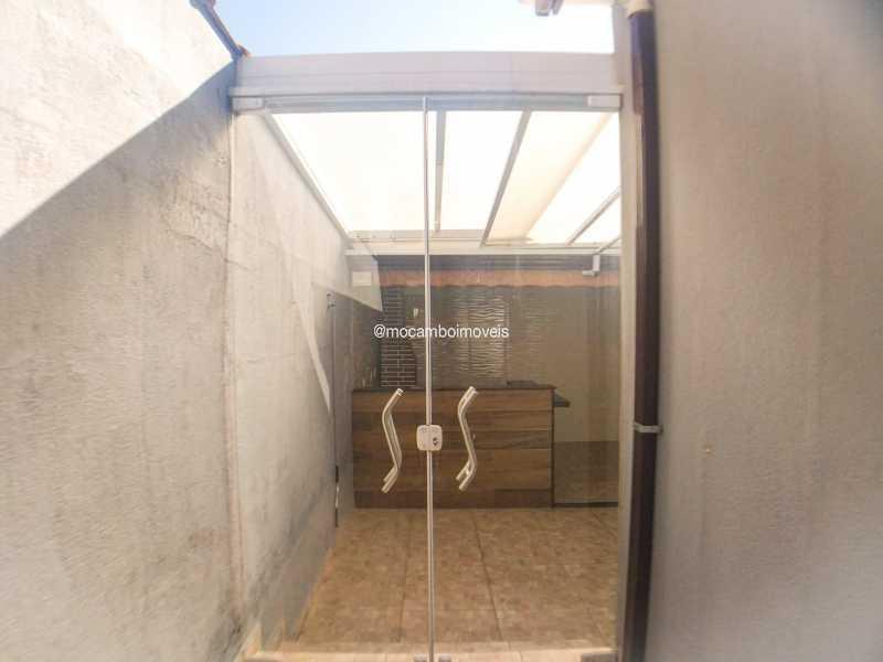 Acesso  Àrea Gourmet - Casa 2 quartos à venda Itatiba,SP - R$ 330.000 - FCCA21505 - 9
