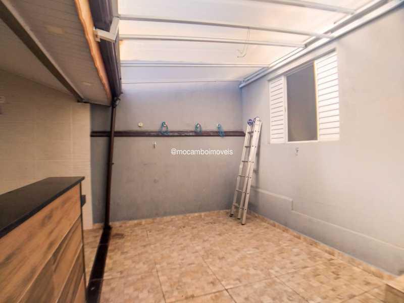 Quintal - Casa 2 quartos à venda Itatiba,SP - R$ 330.000 - FCCA21505 - 13