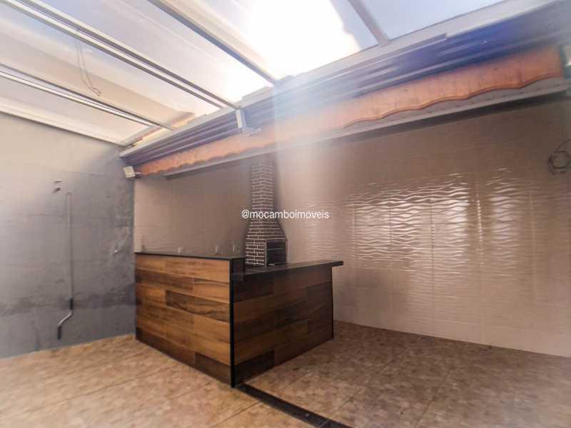 Àrea Gourmet - Casa 2 quartos à venda Itatiba,SP - R$ 330.000 - FCCA21505 - 11