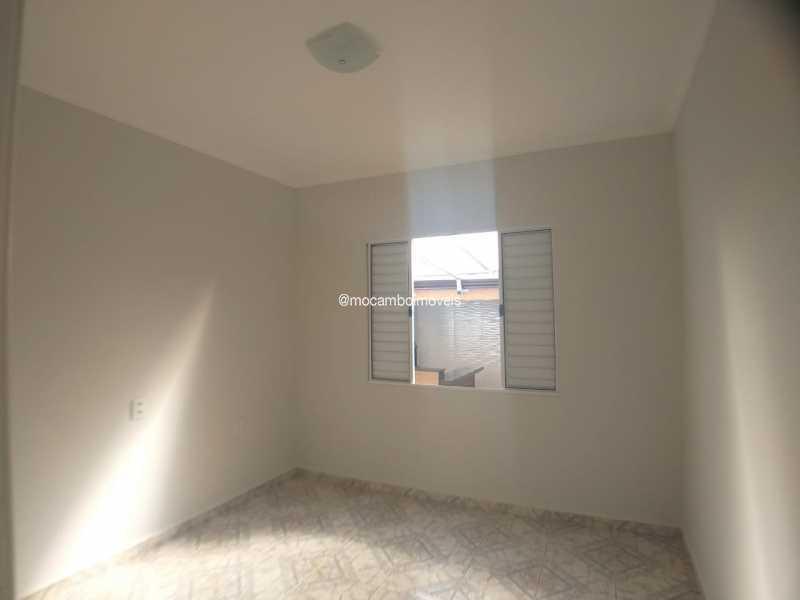 Quarto - Casa 2 quartos à venda Itatiba,SP - R$ 330.000 - FCCA21505 - 8