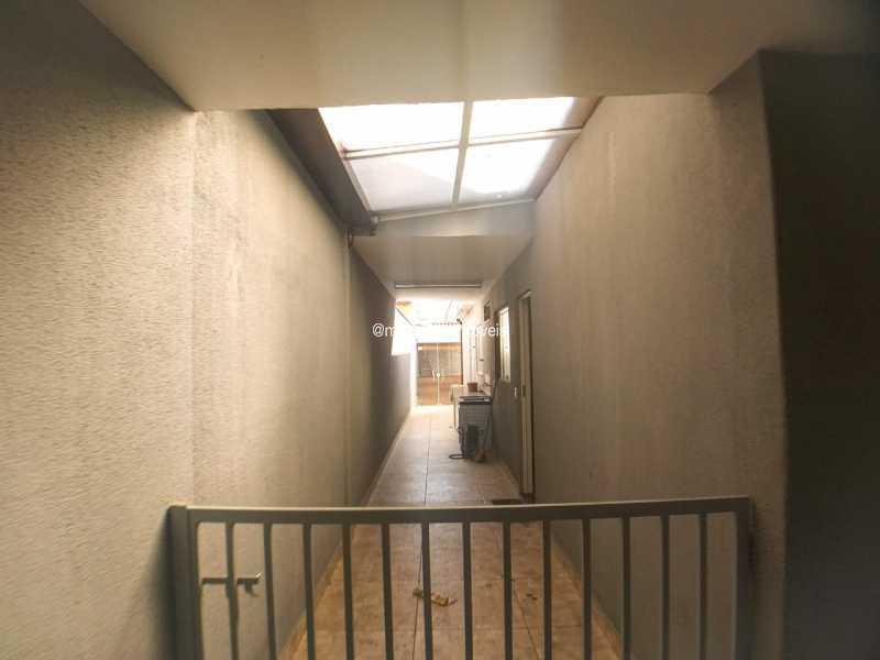 Lateral da casa - Casa 2 quartos à venda Itatiba,SP - R$ 330.000 - FCCA21505 - 14