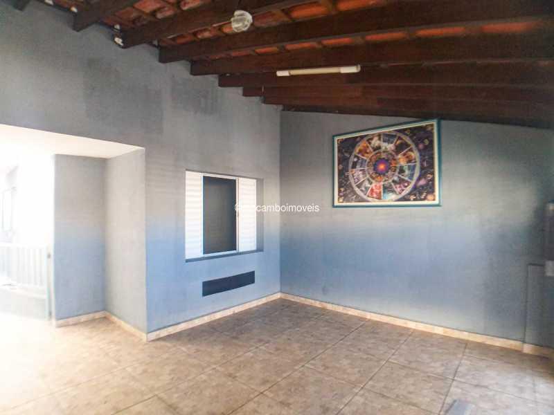 Garagem - Casa 2 quartos à venda Itatiba,SP - R$ 330.000 - FCCA21505 - 1