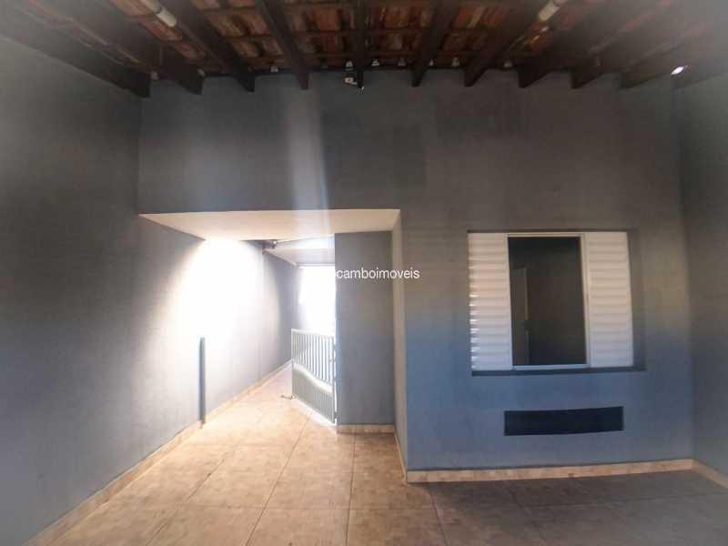 Frente casa - Casa 2 quartos à venda Itatiba,SP - R$ 330.000 - FCCA21505 - 15
