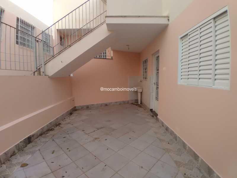 Fachada - Apartamento 1 quarto para alugar Itatiba,SP - R$ 850 - FCAP10102 - 1
