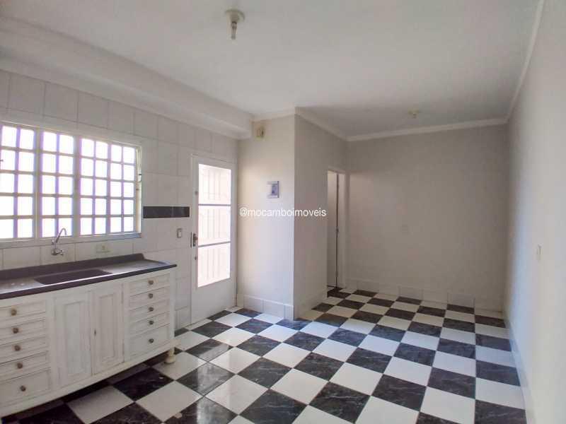 Sala/Cozinha - Apartamento 1 quarto para alugar Itatiba,SP - R$ 850 - FCAP10103 - 3