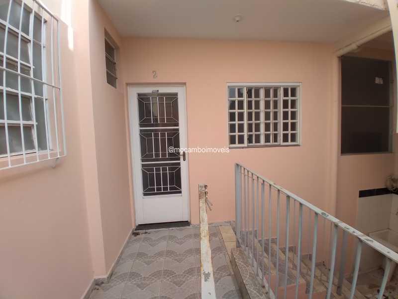 Fachada - Apartamento 1 quarto para alugar Itatiba,SP - R$ 850 - FCAP10103 - 1