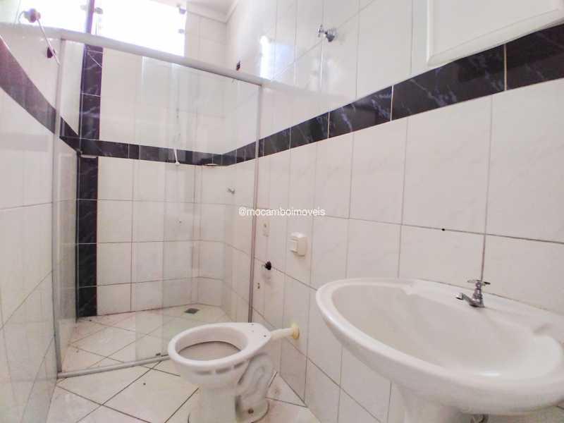 Banheiro Social - Apartamento 1 quarto para alugar Itatiba,SP - R$ 850 - FCAP10104 - 6