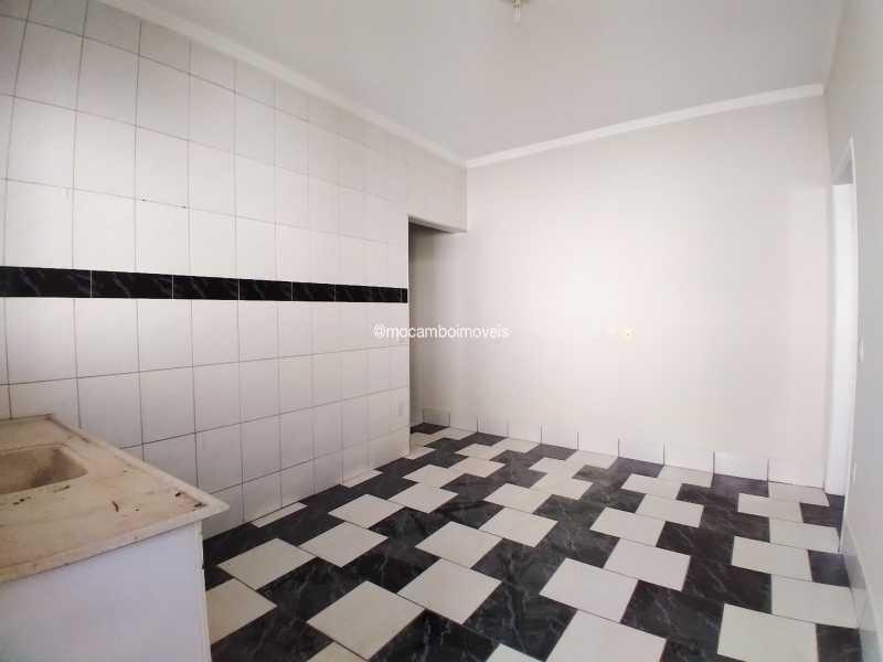 Sala/Cozinha - Apartamento 1 quarto para alugar Itatiba,SP - R$ 850 - FCAP10104 - 3