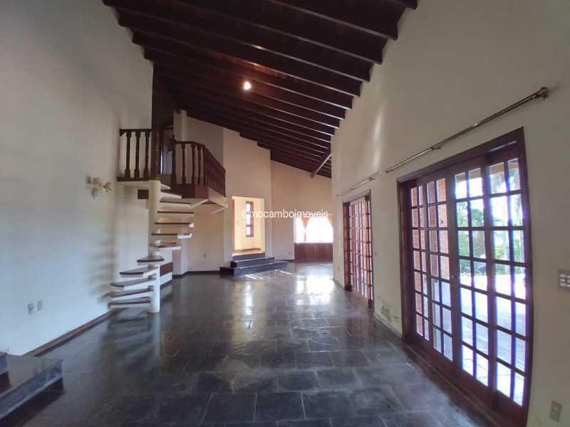 Sala 2 ambientes - Casa em Condomínio 4 quartos para alugar Itatiba,SP - R$ 4.500 - FCCN40188 - 8