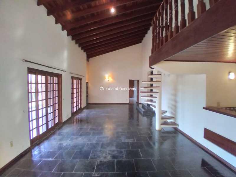 Sala 2 ambientes - Casa em Condomínio 4 quartos para alugar Itatiba,SP - R$ 4.500 - FCCN40188 - 9