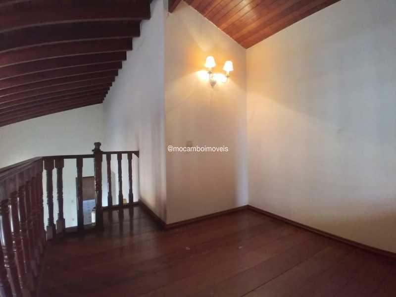 Mezanino - Casa em Condomínio 4 quartos para alugar Itatiba,SP - R$ 4.500 - FCCN40188 - 12