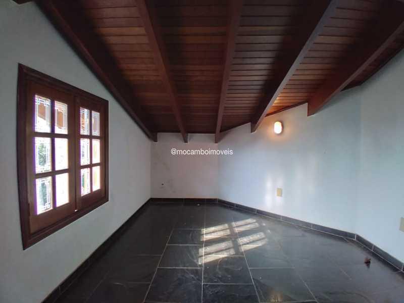 Mezanino - Casa em Condomínio 4 quartos para alugar Itatiba,SP - R$ 4.500 - FCCN40188 - 13