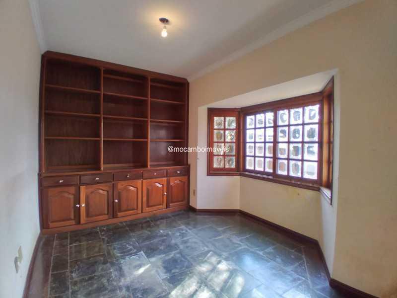 Sala/Escritório - Casa em Condomínio 4 quartos para alugar Itatiba,SP - R$ 4.500 - FCCN40188 - 10