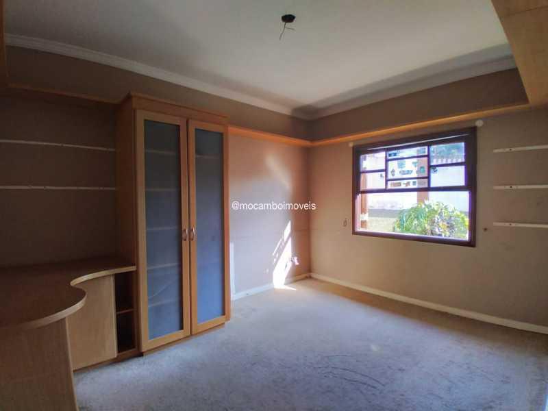 Quarto - Casa em Condomínio 4 quartos para alugar Itatiba,SP - R$ 4.500 - FCCN40188 - 20