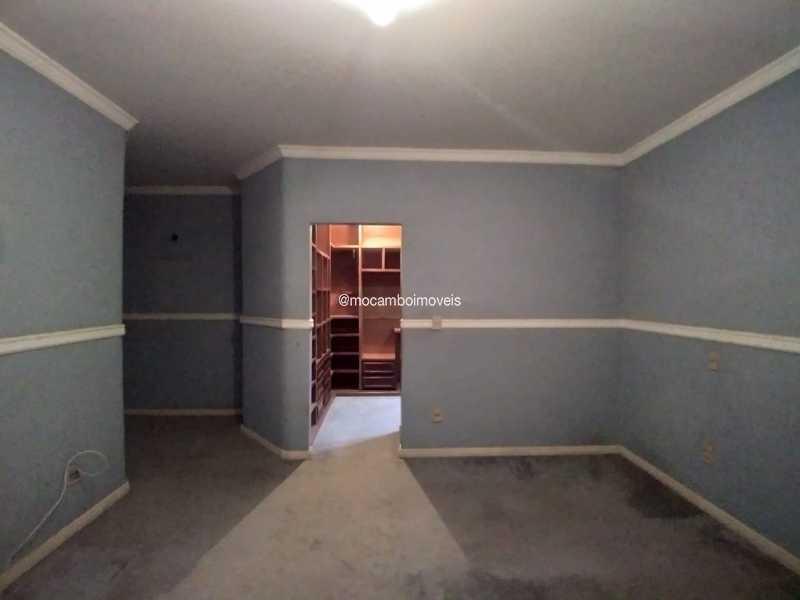 Suíte - Casa em Condomínio 4 quartos para alugar Itatiba,SP - R$ 4.500 - FCCN40188 - 16