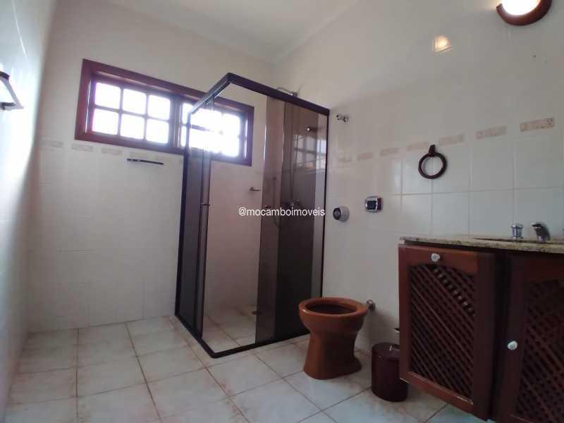 Banheiro Social - Casa em Condomínio 4 quartos para alugar Itatiba,SP - R$ 4.500 - FCCN40188 - 23