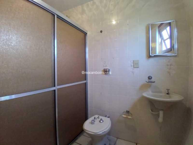 Banheiro de Serviço - Casa em Condomínio 4 quartos para alugar Itatiba,SP - R$ 4.500 - FCCN40188 - 25