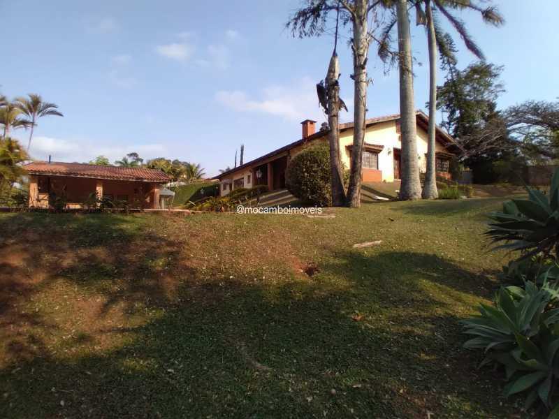Área Externa - Casa em Condomínio 4 quartos para alugar Itatiba,SP - R$ 4.500 - FCCN40188 - 4