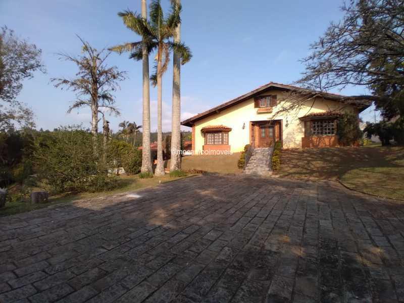 Área Externa - Casa em Condomínio 4 quartos para alugar Itatiba,SP - R$ 4.500 - FCCN40188 - 5