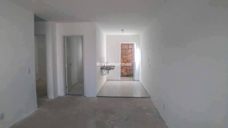 Residencial Alpes - Casa em Condomínio 2 quartos à venda Itatiba,SP - R$ 215.000 - FCCN20045 - 6