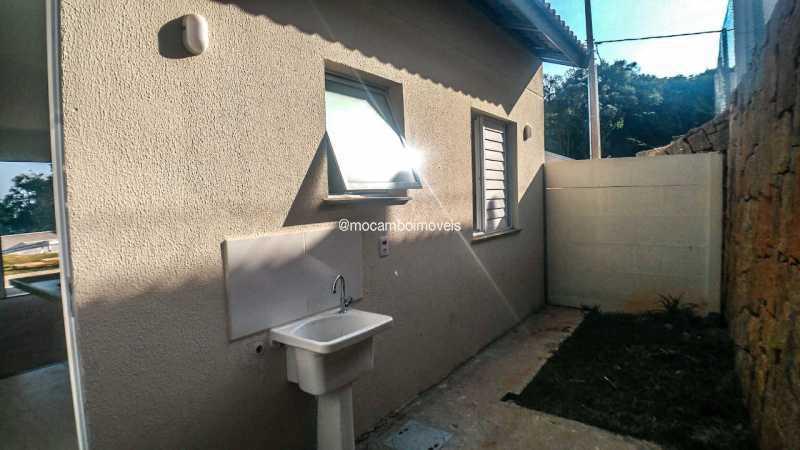 Residencial Alpes - Casa em Condomínio 2 quartos à venda Itatiba,SP - R$ 215.000 - FCCN20045 - 13