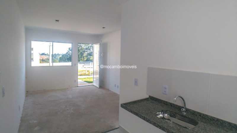 Residencial Alpes - Casa em Condomínio 2 quartos à venda Itatiba,SP - R$ 215.000 - FCCN20045 - 7