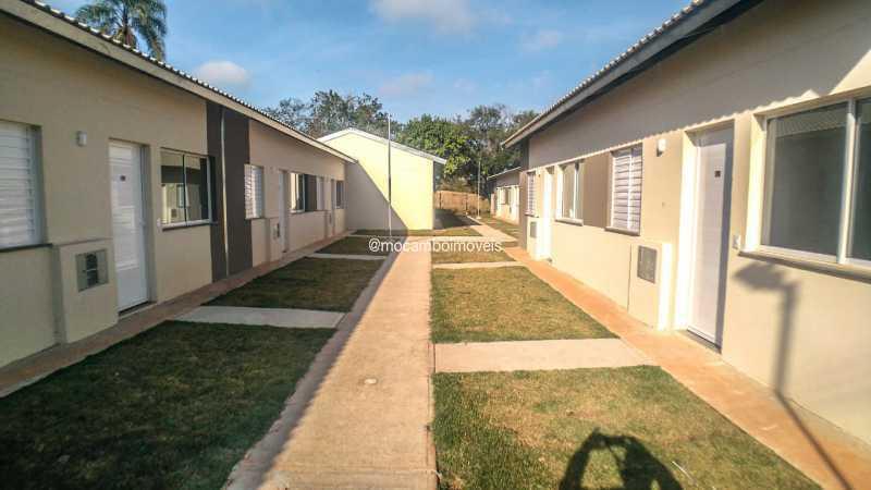 Residencial Alpes - Casa em Condomínio 2 quartos à venda Itatiba,SP - R$ 215.000 - FCCN20045 - 14