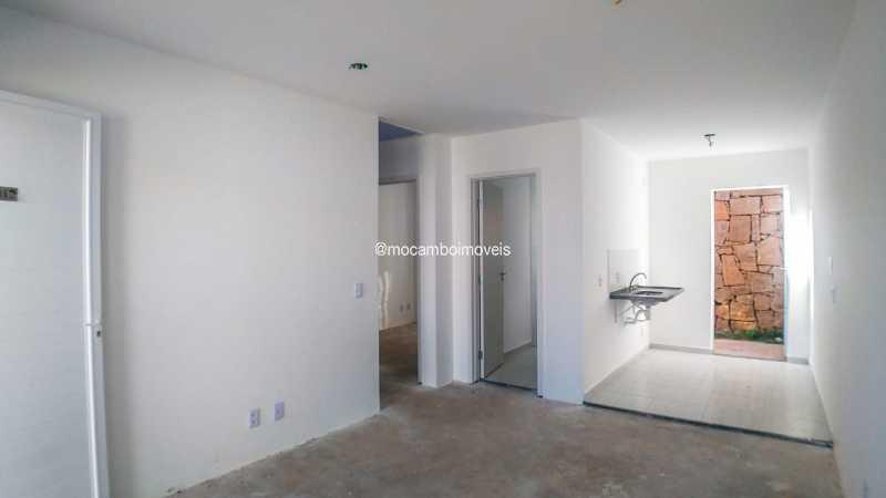 Residencial Alpes - Casa em Condomínio 2 quartos à venda Itatiba,SP - R$ 215.000 - FCCN20045 - 5