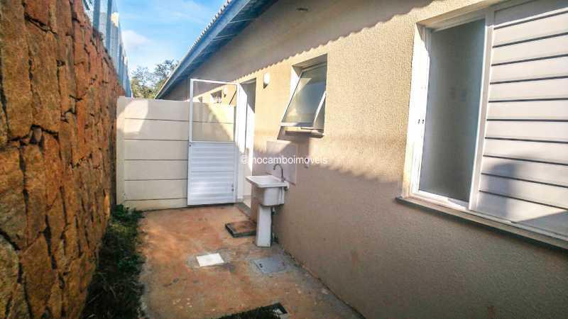Residencial Alpes - Casa em Condomínio 2 quartos à venda Itatiba,SP - R$ 215.000 - FCCN20045 - 11