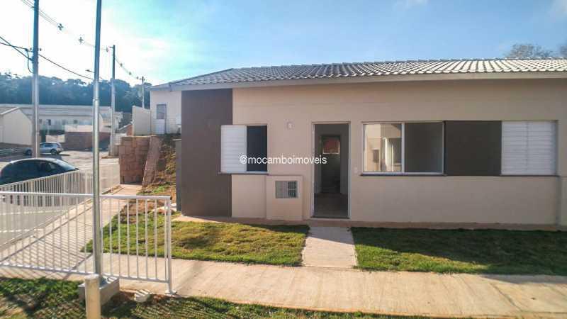 Residencial Alpes - Casa em Condomínio 2 quartos à venda Itatiba,SP - R$ 215.000 - FCCN20045 - 1