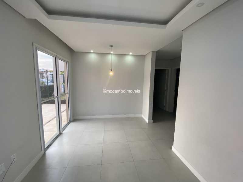 Sala - Casa em Condomínio 2 quartos à venda Itatiba,SP - R$ 280.000 - FCCN20046 - 3