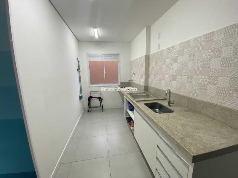 Cozinha - Casa em Condomínio 2 quartos à venda Itatiba,SP - R$ 280.000 - FCCN20046 - 5
